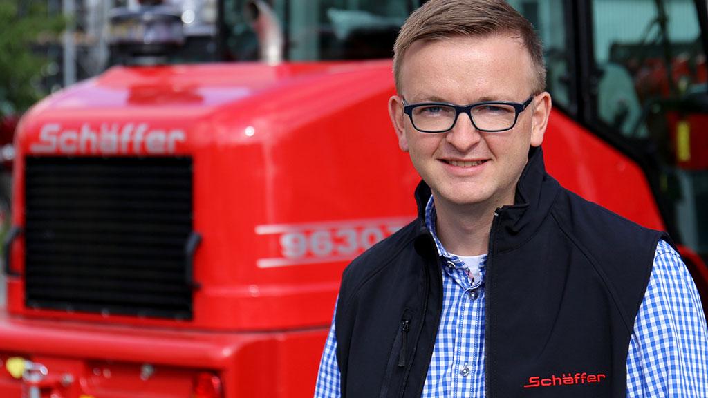 New Marketing Representative at Schäffer