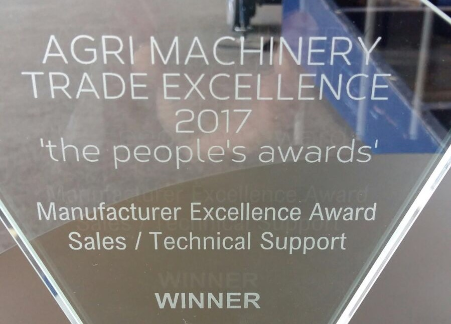 Schäffer Wins Manufacturer Excellence Accolade For Its Top-notch Dealer Support