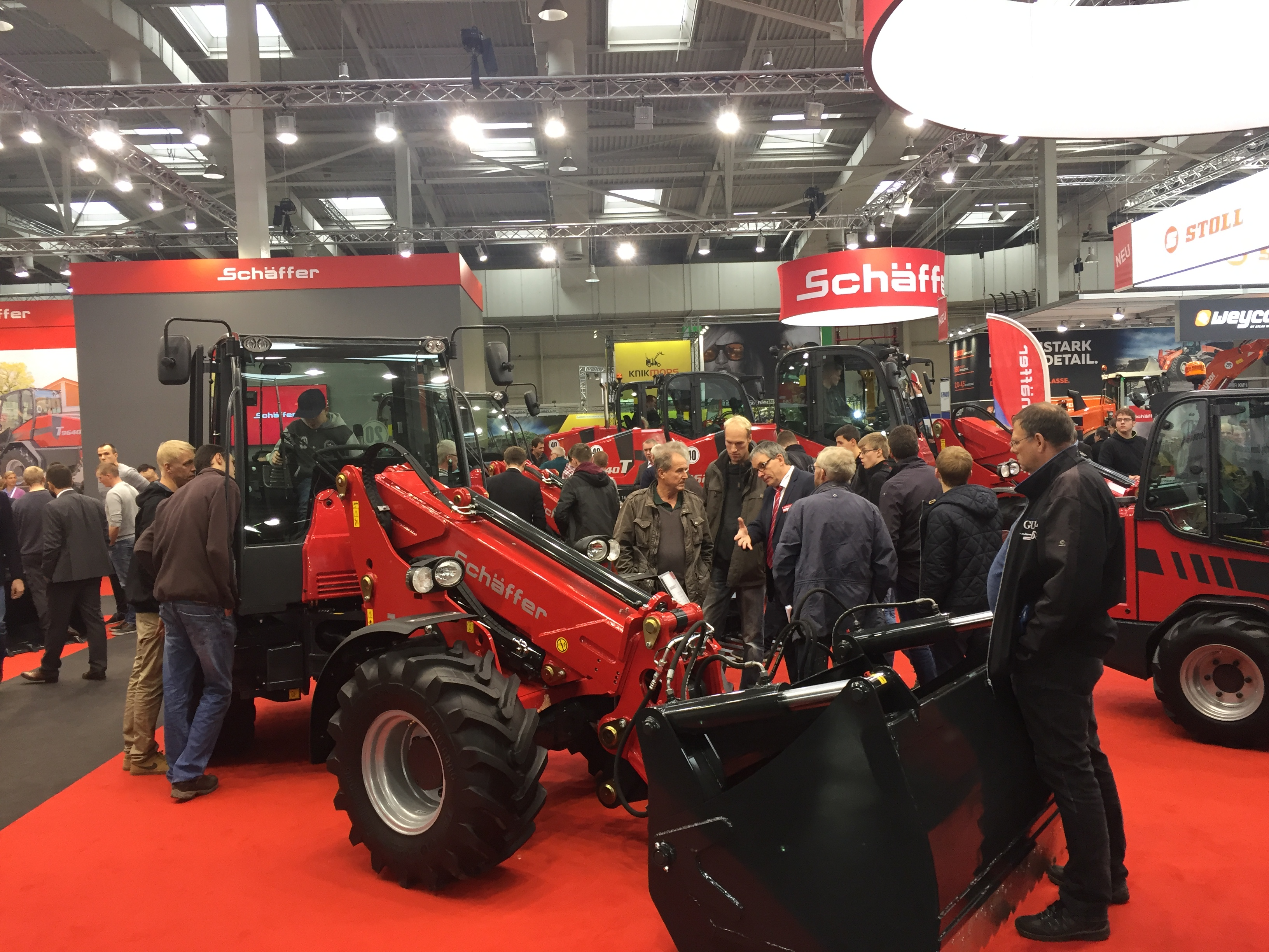 2018 Show Season – Where To See Schäffer This Summer