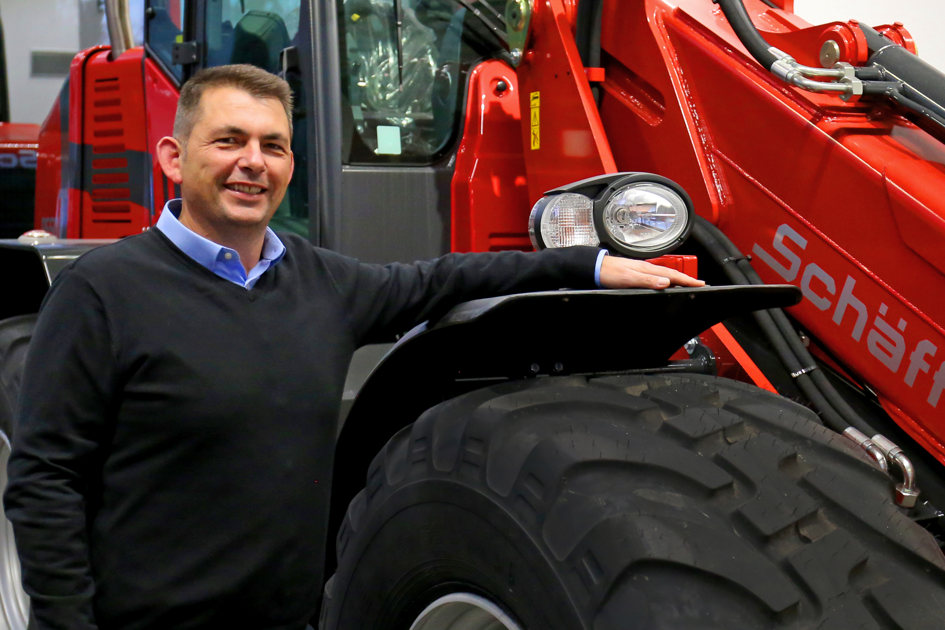 New Schäffer Sales Director role for Paul Gower